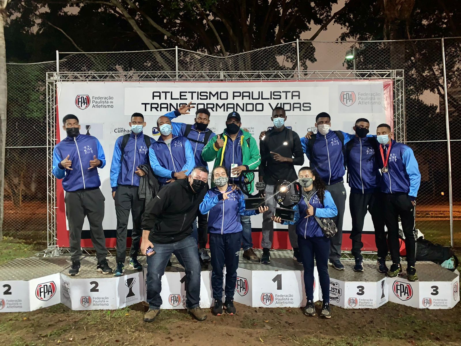 Campeonato Paulista Sub-23 e Troféu Bandeirantes dia 10